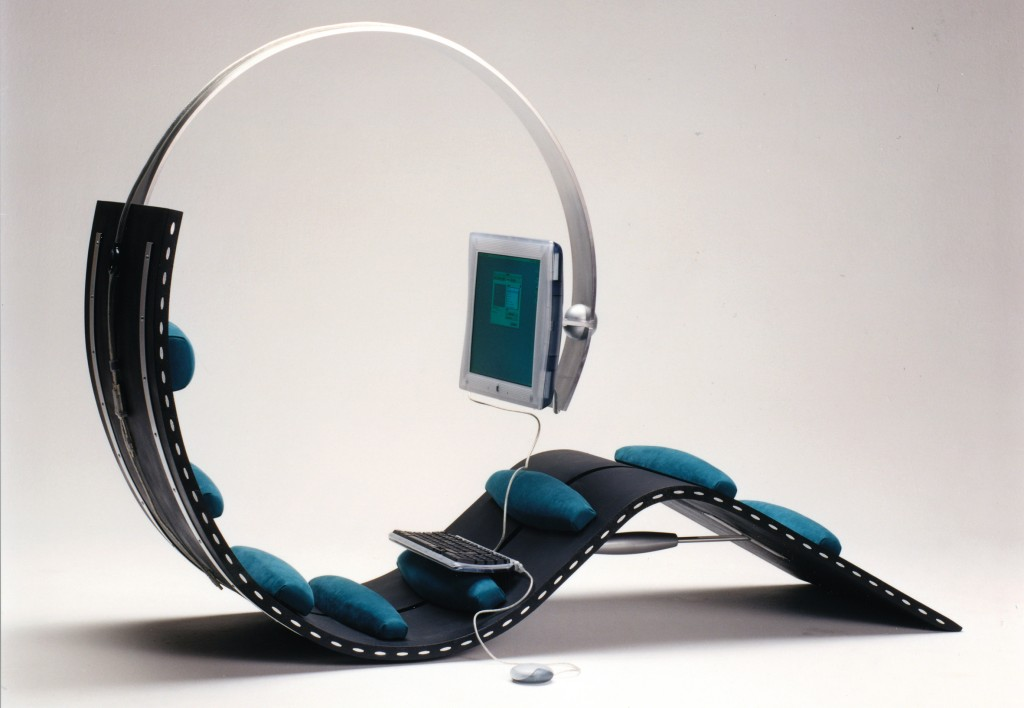 Surfchair computer chair | award winning danish design